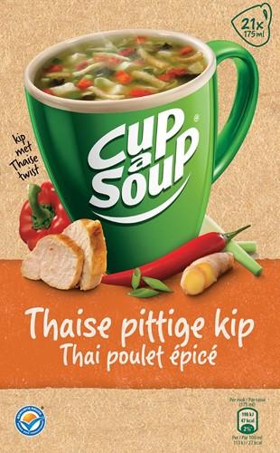 Cup-a-Soup thai spicy chicken, pak van 21 zakjes-2
