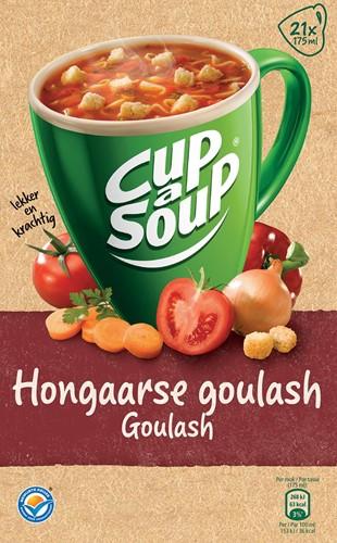 Cup-a-Soup Hongaarse goulash, pak van 21 zakjes-2