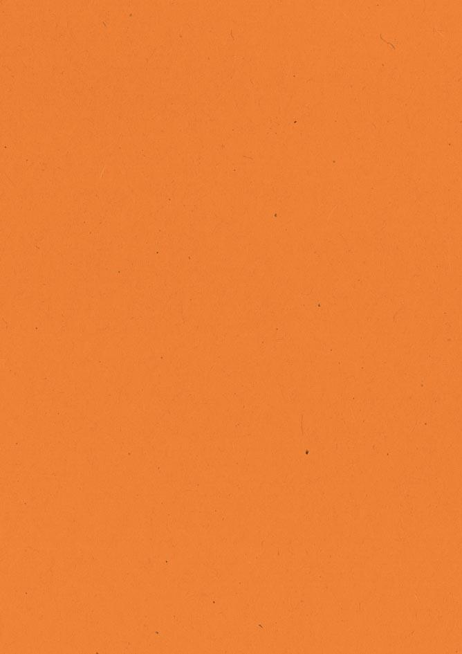 Gekleurd tekenpapier oranje