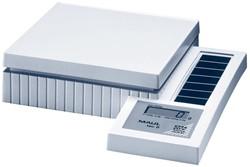 Maul postweegschaal MAULtec S, weegt tot 1 kg, gewichtsinterval van 1 gram