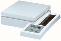 Maul postweegschaal MAULtec S, weegt tot 2 kg, gewichtsinterval van 2 gram