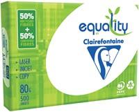 Clairefontaine Equality printpapier ft A4, 80 g, pak van 500 vel-2