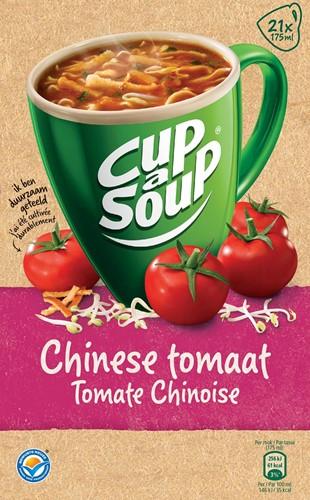Cup-a-Soup Chinese tomaat, pak van 21 zakjes-2