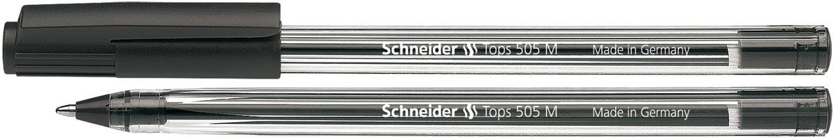 Schneider Balpen Tops 505 M zwart