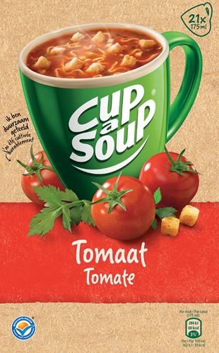 Cup-a-Soup tomaat met croutons, pak van 21 zakjes-2