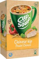 Cup-a-Soup Chinese kip, pak van 21 zakjes