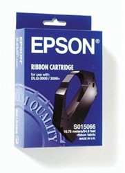 Epson Nylontape zwart -  C13S015066