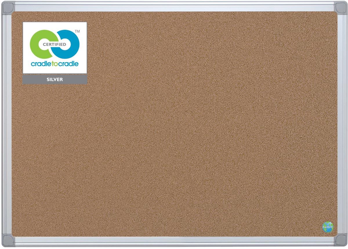 Bi-Office Earth-It kurkbord ft 150 x 100 cm