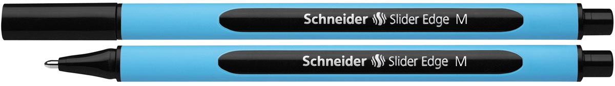 Schneider Balpen Slider Edge medium punt, zwart