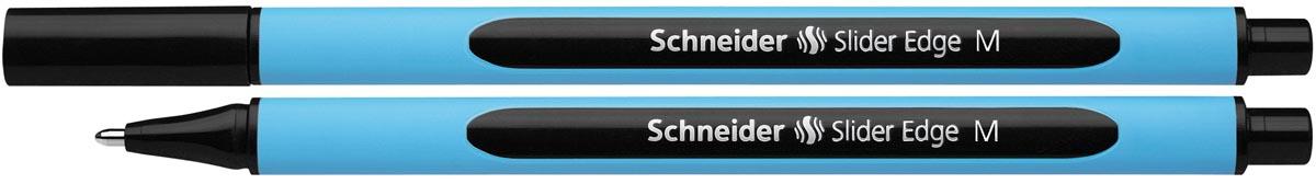 Schneider Balpen Slider Edge medium punt, zwart