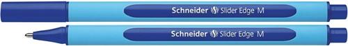Schneider Balpen Slider Edge medium punt, blauw