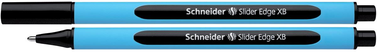 Schneider Balpen Slider Edge extra-brede punt, zwart