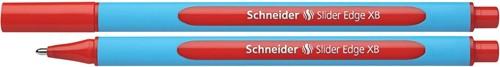Schneider Balpen Slider Edge extra-brede punt, rood