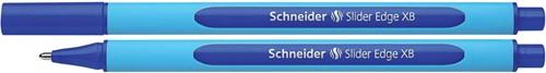Schneider Balpen Slider Edge extra-brede punt, blauw