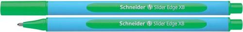 Schneider Balpen Slider Edge extra-brede punt, groen