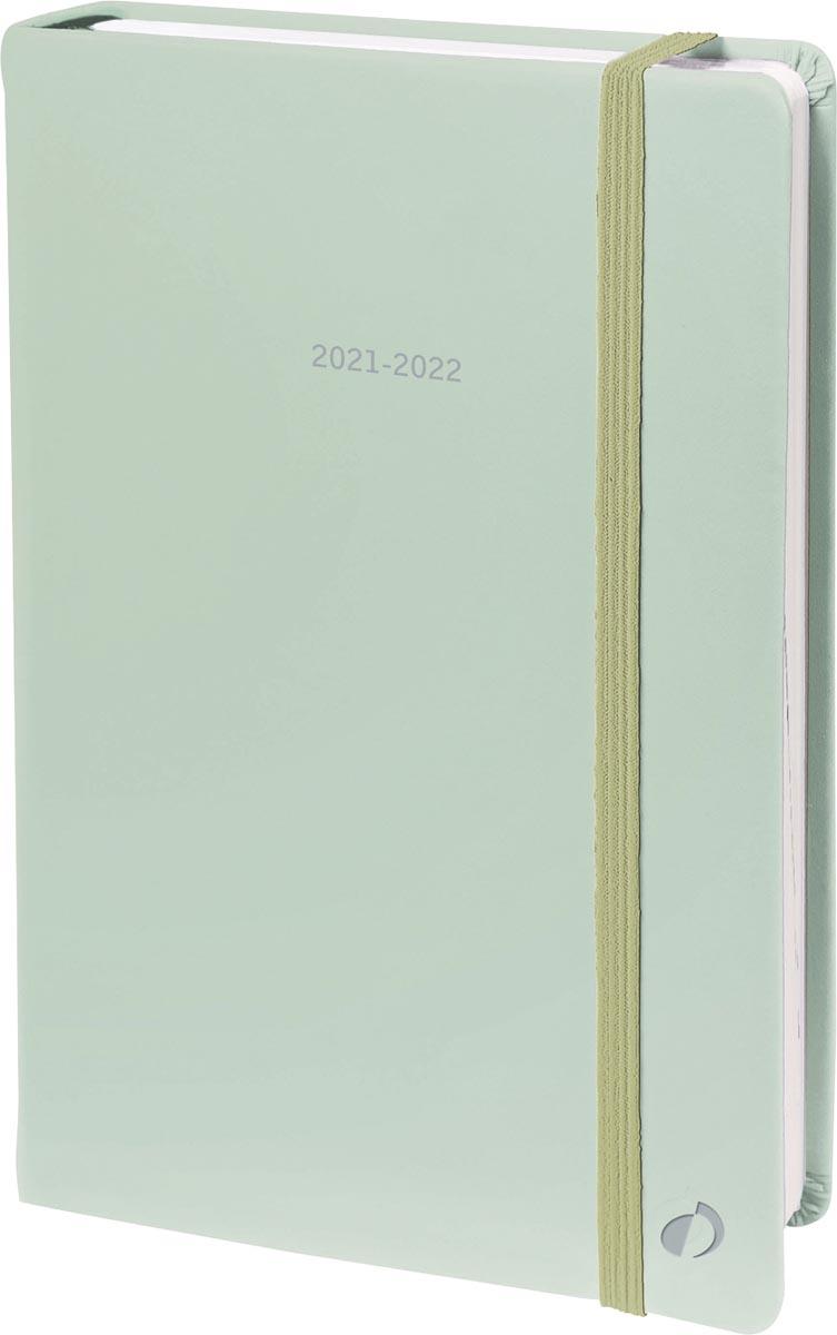 Quo Vadis weekagenda Plan Note Pastel, pastelgroen, 2022