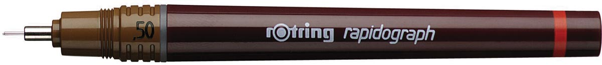 Rotring ROTRING RAPIDOGRAPH 0,5MM (155050)
