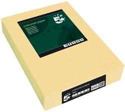 5 Star jadegroen ft A4, 80 g, pak van 500 vel