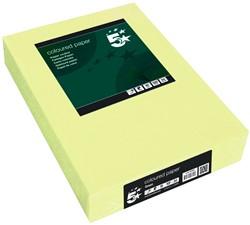 5 Star groen ft A4, 80 g, pak van 500 vel