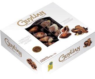 Guylian zeevruchten chocolade, doos van 500 gram