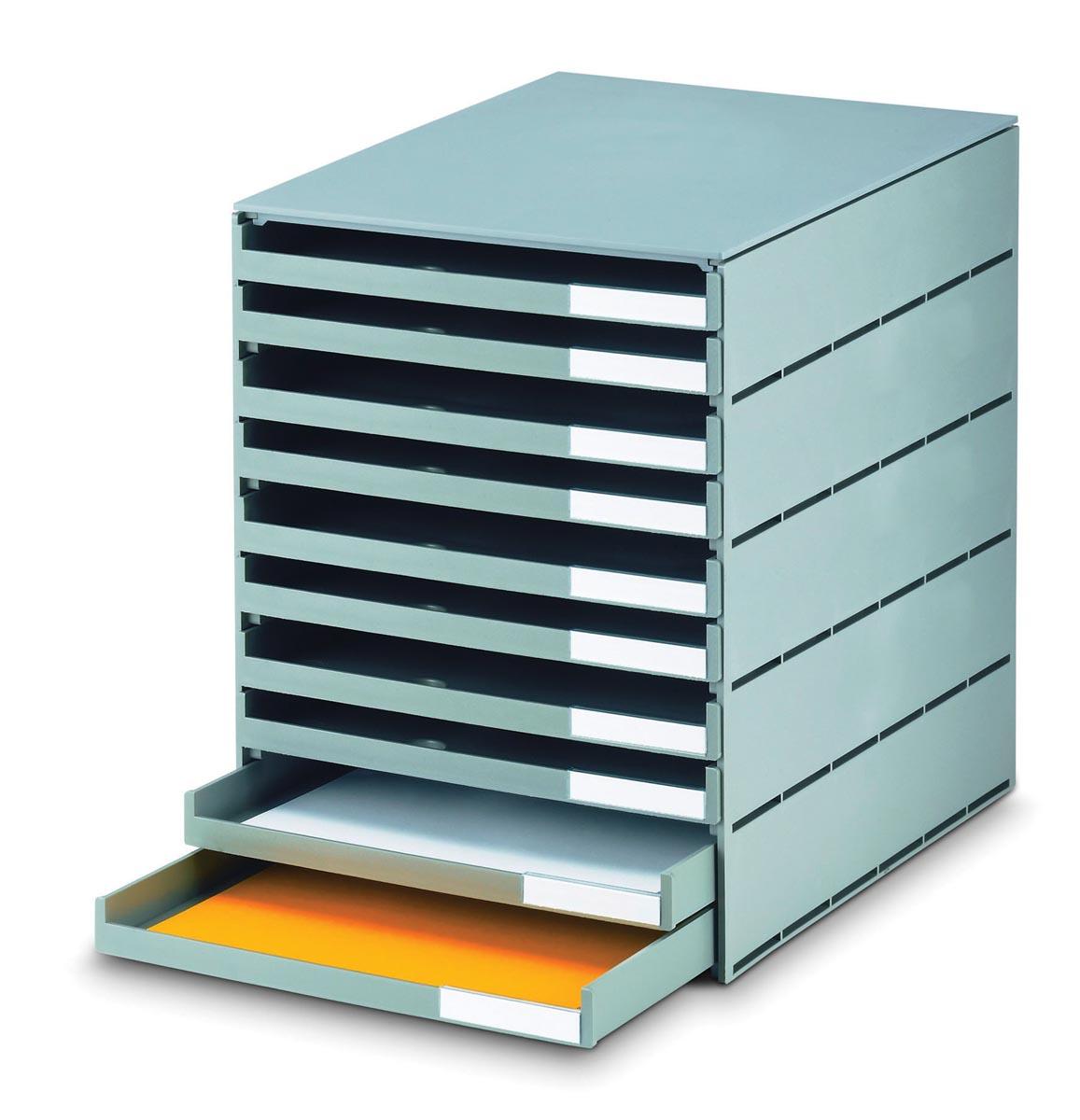 Alle bedrijven online kast met 4 laden pagina 2 for Ladenblok durable varicolor