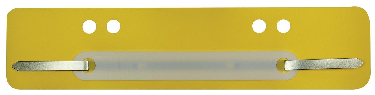 5 Star snelhechter geel, doos van 100 stuks