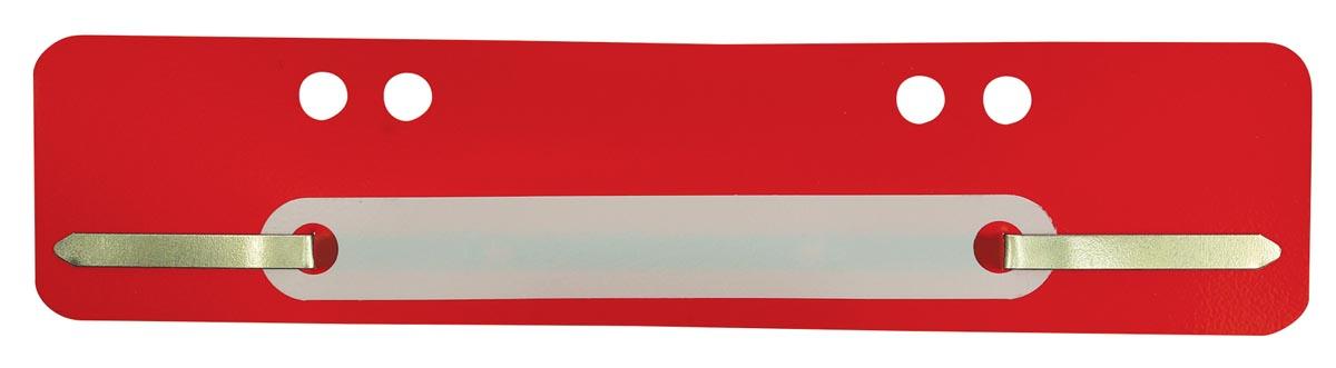 5 Star snelhechter rood, doos van 100 stuks