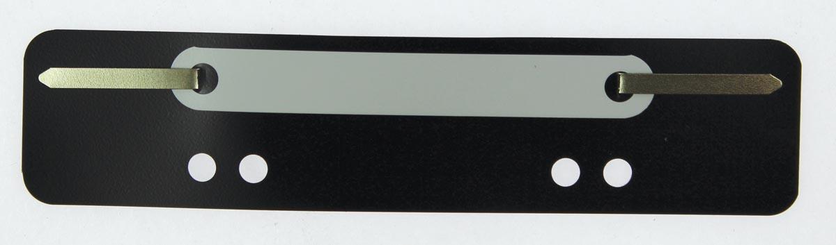 Snelhechter zwart, doos van 100 stuks