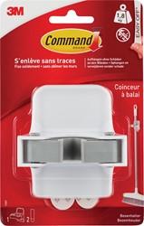 Command bezemhouder