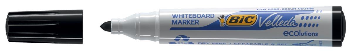 Bic whiteboardmarker 1701 zwart