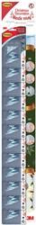 Command decoclips voor kerstversiering, strip van 24 stuks