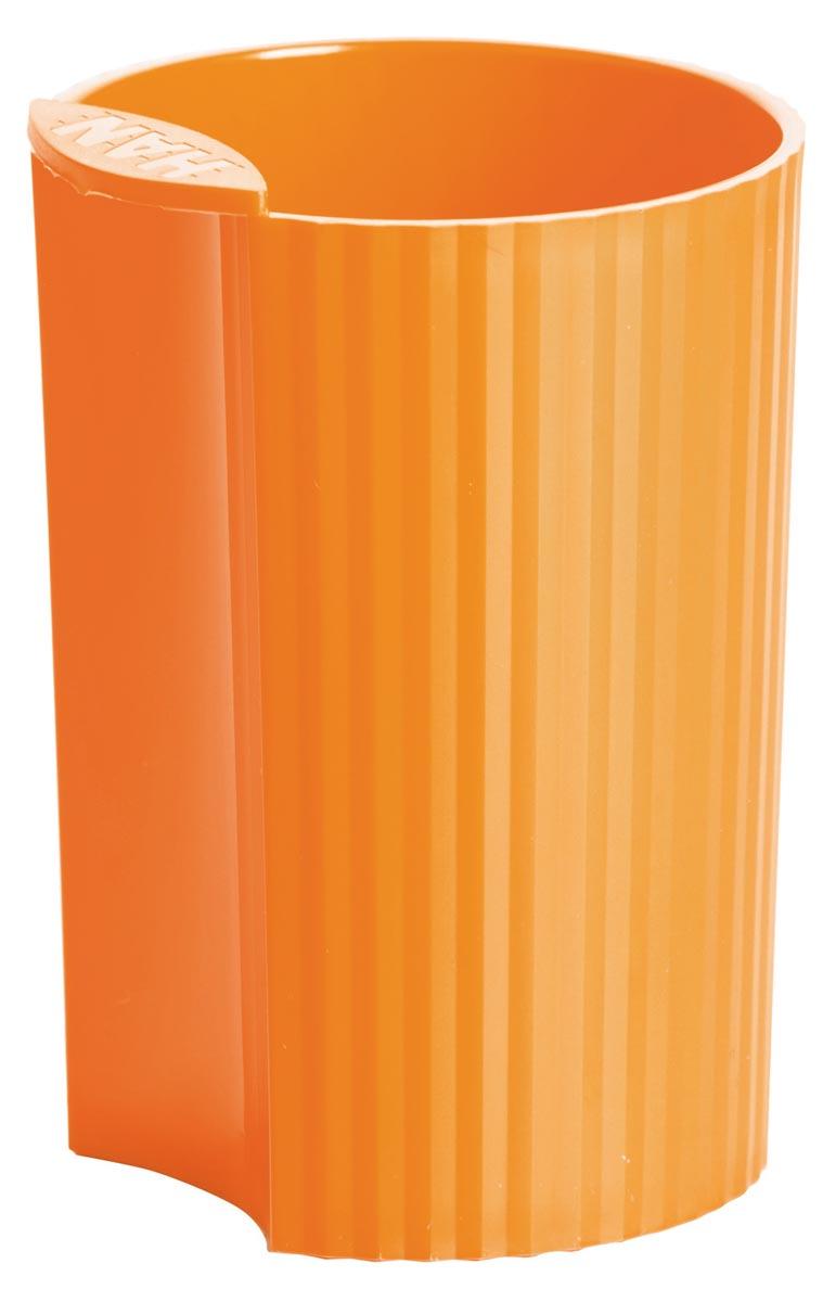 Han Loop pennenbakje oranje