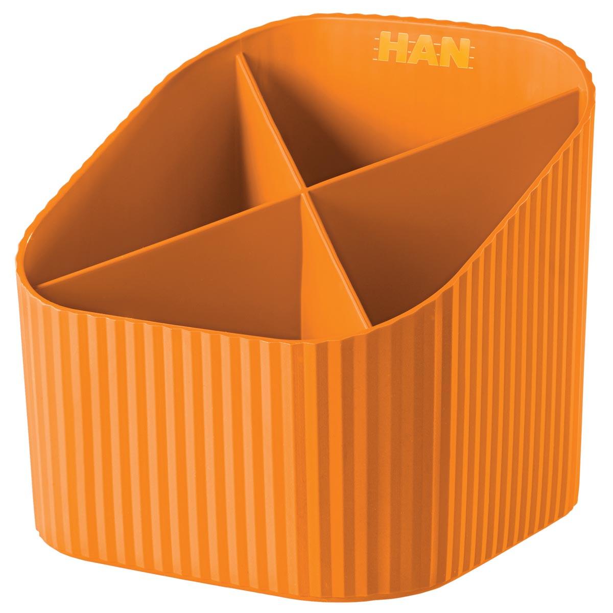 Han X-Loop pennenbakje oranje