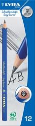 Lyra Easy learner grafietpotlood B
