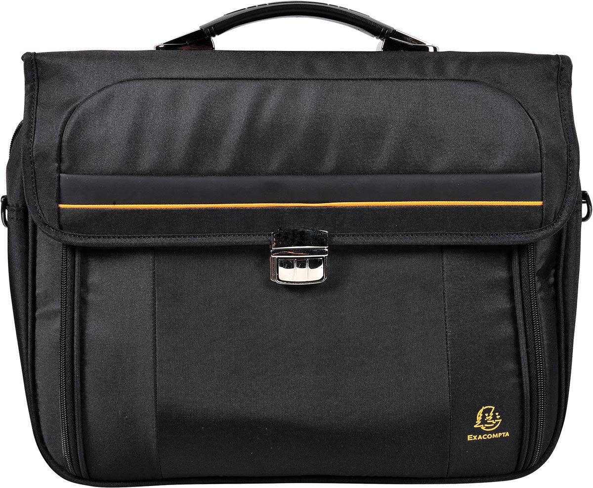 Exactive multifunctionele tas voor 15,6 laptops