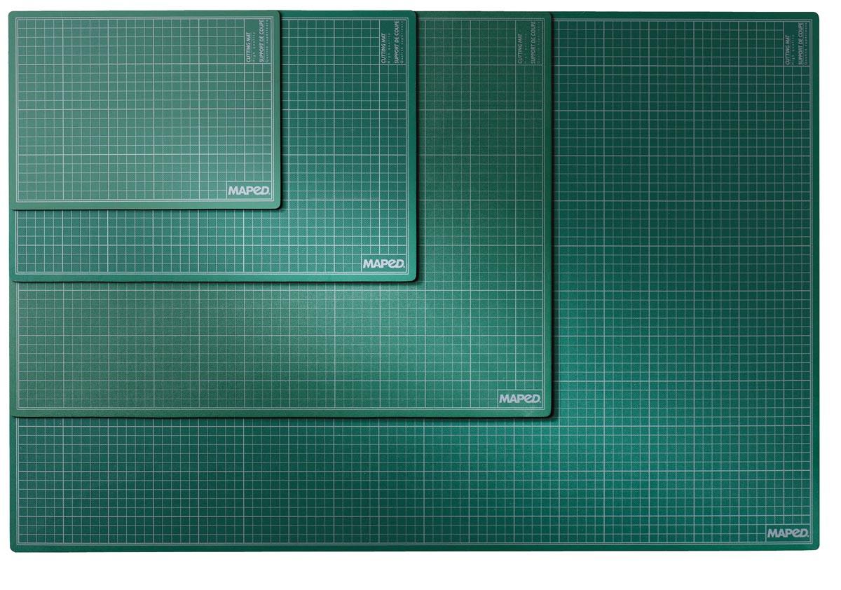Maped snijmat A3, 297 mm x 420 mm groen