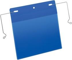 Durable documenthouder ft A5, met ophangbeugel, horizontaal, pak van 50 stuks