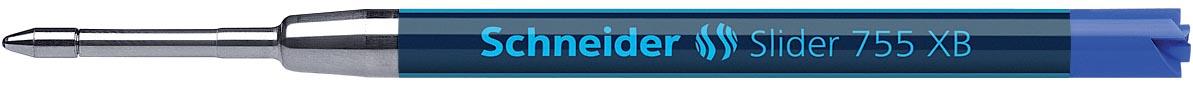 Schneider Vulling Slider 755 XB blauw