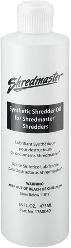 Rexel olie voor papiervernietigers, flacon van 473 ml