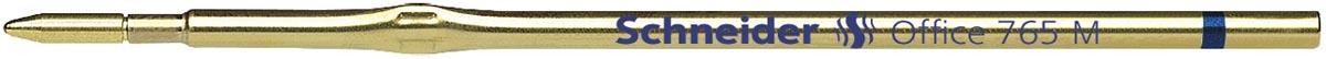 Schneider balpenvulling 765 M blauw