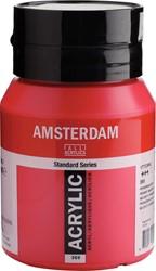 Amsterdam acrylinkt, flesje van 500 ml, primairmagenta