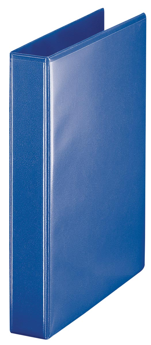 Esselte personaliseerbare ringmap, rug van 5,1 cm 4 D-ringen van 30 mm, blauw