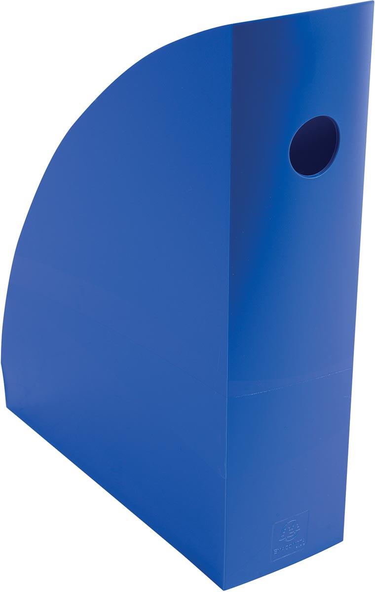 Exacompta tijdschriftenhouder Iderama MAG-CUBE, koningsblauw