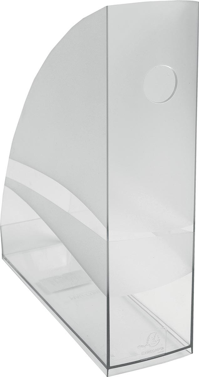 Exacompta tijdschriftenhouder Iderama MAG-CUBE, kristal