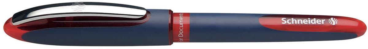 Schneider liquid-ink roller One Business rood