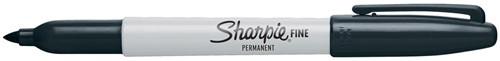 Sharpie Permanent marker Fine zwart