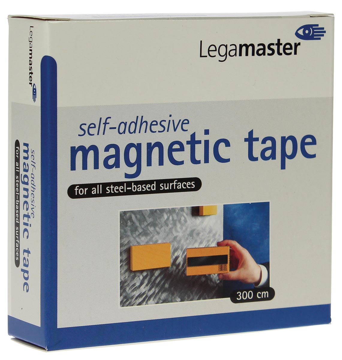 Legamaster magneetband breedte 12 mm
