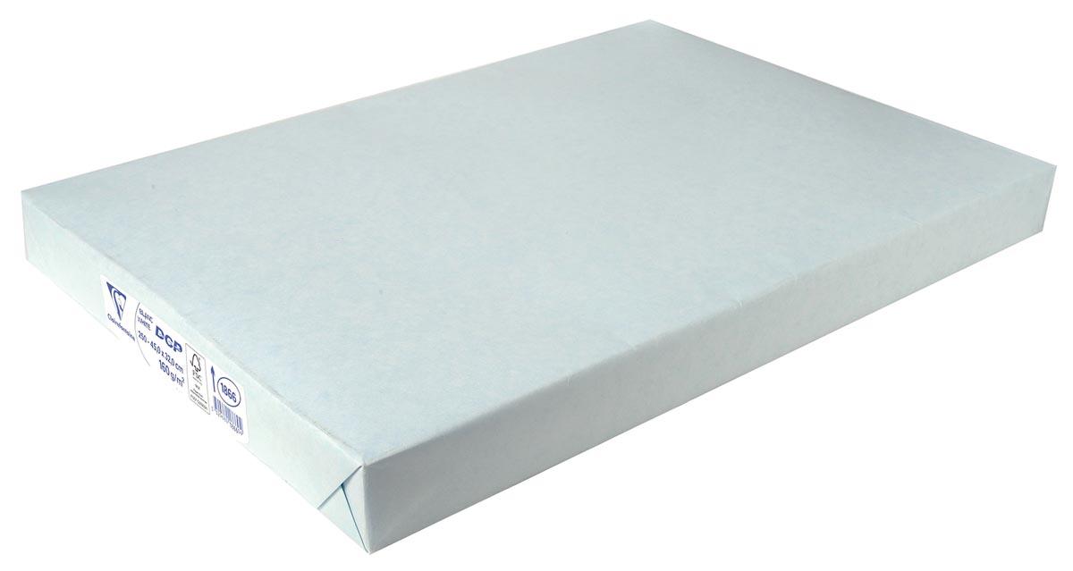 Clairefontaine DCP presentatiepapier SRA3, 160 g, pak van 250 vel