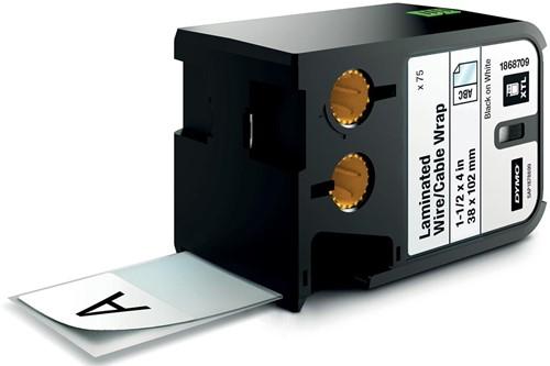 Dymo XTL etiketten ft 38 x 102 mm, 75 etiketten