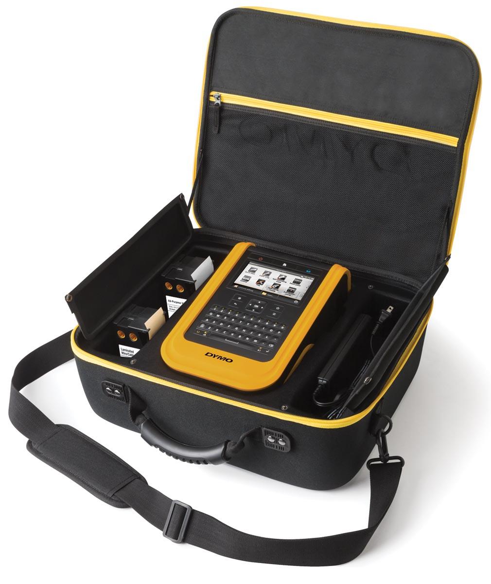 Dymo beletteringsysteem XTL 500 kit, 54 mm, qwerty